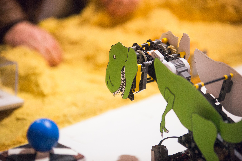 Roboterwettbewerb_Dino